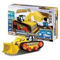 Maisto Assembly Line Power Builds - Front Loader - amarelo