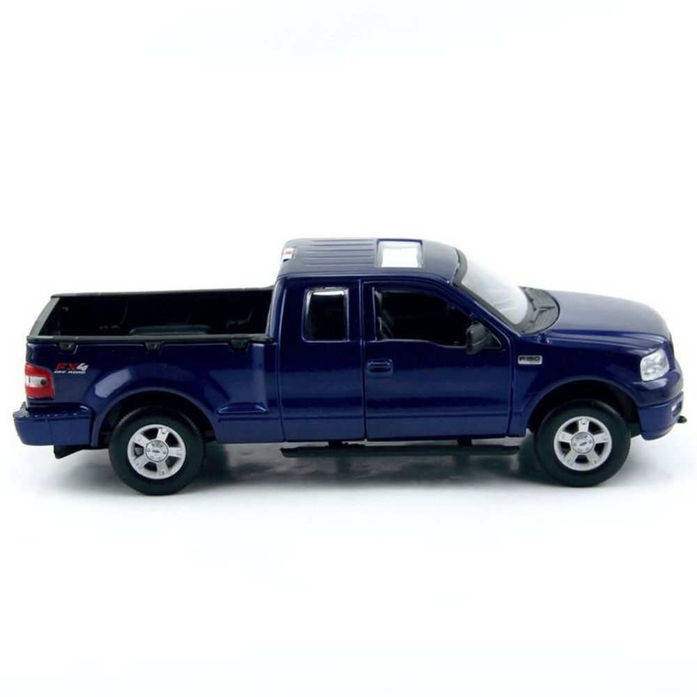 Maisto 131 Special Edition 2004 Ford F 150 Fx4 Azul Kolecionando Cdigo Mt 312482